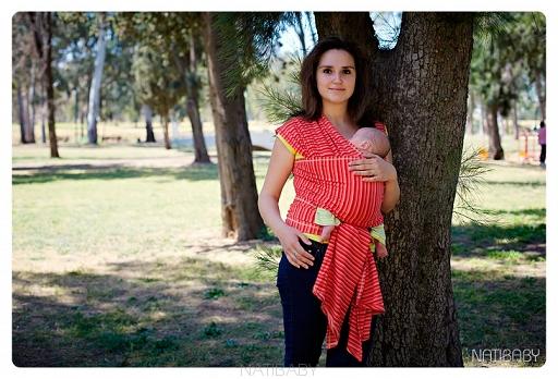 Natibaby šatky na nosenie detí - babysatky.sk 79103d016a