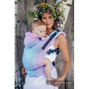 nosič LennyLamb BIG LOVE - WILDFLOWERS Babysize